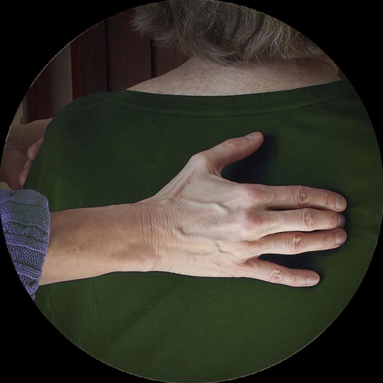 Treatment for upper back pain, neck limitation shoulder pain